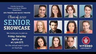 Viterbo Theatre and Music Theatre Senior Showcase 2021