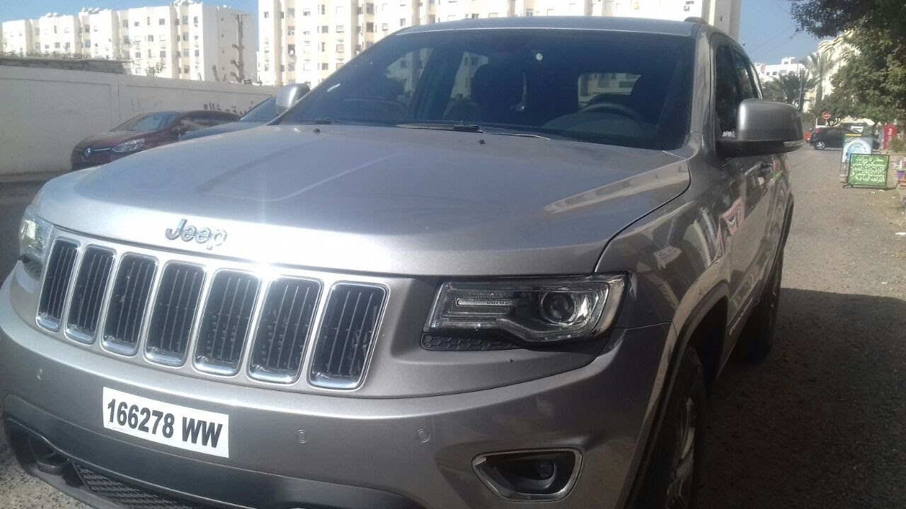 Location Voiture Jeep Grand Cherokee Casablanca , Marrakech ,Agadir ..