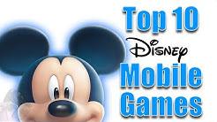 Top 10 Free Disney Mobile Games - Best Disney Video Games