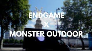 ENDGAME X MONSTER OUTDOOR
