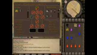 Runescape 2007 Largest Stake Ever (1.5Bil) Old RS History Stake