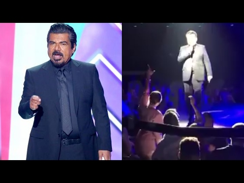George Lopez Gets Triggered and Freaks Out On Black Woman After Racial Joke (REACTION)
