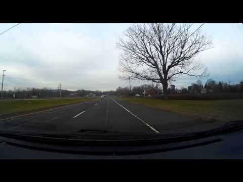 US 22 (westbound) to Cokesbury Rd.