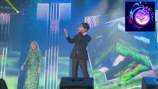 Димаш Кудайберген исполнил Беловежскую пущу на фестивале Славянский базар 2018