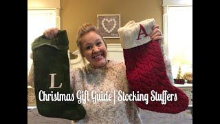Christmas Gift Guide - Stocking Stuffers for my 3 Kids!