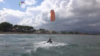 kitesurfen mallorca kitekurs Pollensa edmkpollensa com volkig tag kite spot Mallorca
