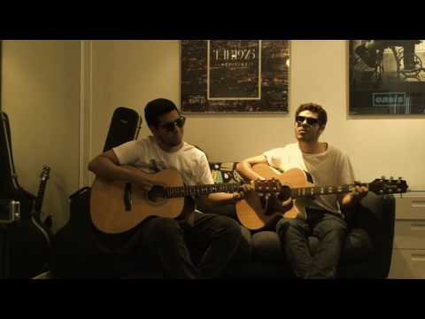 Oasis - Live Forever (acoustic cover)