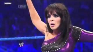 WWE Smackdown 05.06.11 Layla vs Alicia Fox