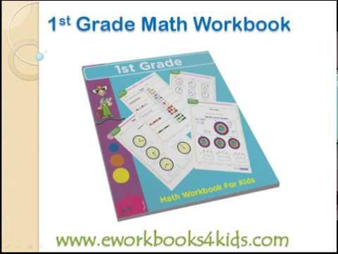 1st grade math ebook download for kids | Math workbook pdf - YouTube