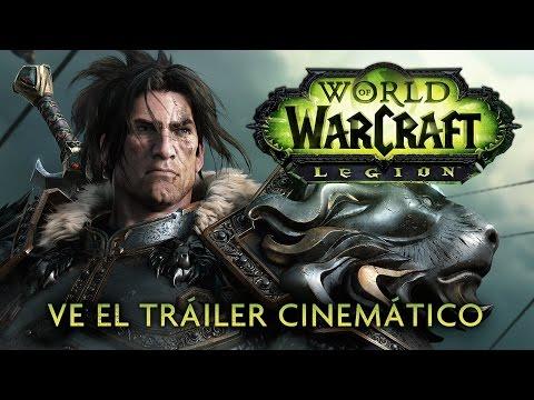 World of Warcraft: Legion — Tráiler Cinemático