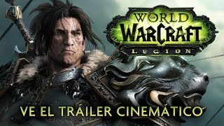 World of Warcraft: Legion — Tráiler Cinemático