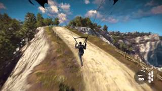 Just Cause 3 first gameplay