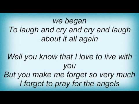 Leonard Cohen - So Long, Marianne Lyrics