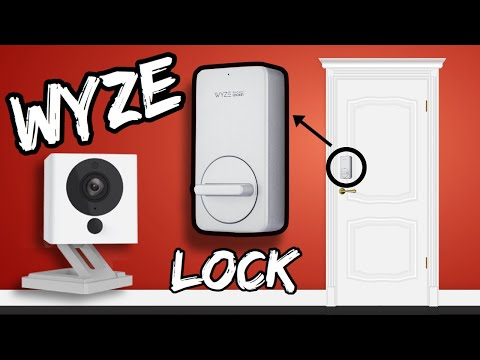 CHEAP SMART LOCK - Wyze Lock Review, Setup, & Features
