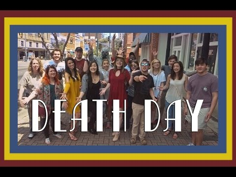 "Best Indiegogo Campaign Video Ever: ""Death Day"" for the Louisiana Film Prize"