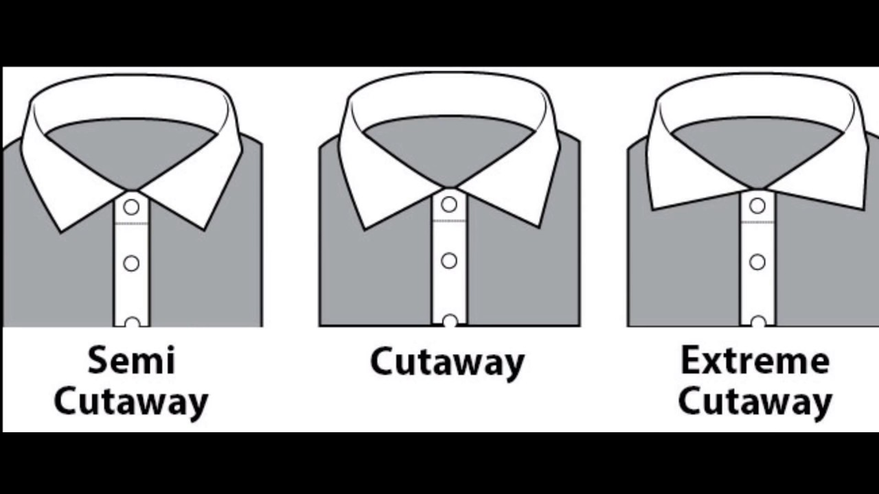 maxresdefault 11 collar types you need to know for men's shirt youtube