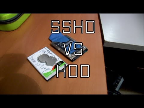 SSHD vs HDD, How big of a difference does it really make?