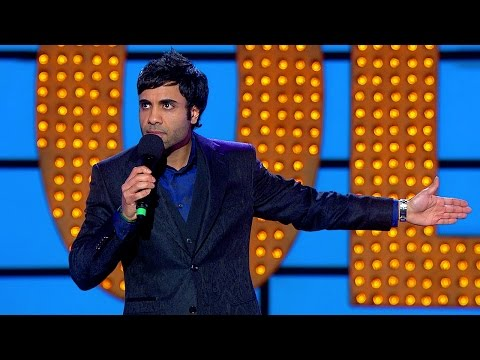 Paul Chowdry's Travel Issues - Live At The Apollo - BBC