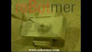 abb robotmer irb2400 robot cad cam