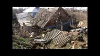 В Винницкой области жилые дома провалились под землю - Чрезвычайные новости, 01.04