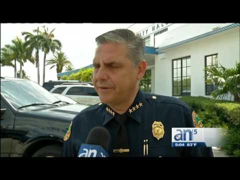 Arrestan a un policía de Miami por realizar una detención ilegal a una mujer de 19 años
