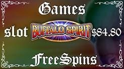 Play Buffalo Spirit Slot Machine Online (WMS) Free Bonus Game