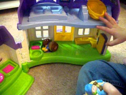 Fisher Price Doll House Review