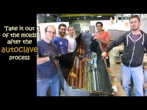 Monocoque manufacturing moive