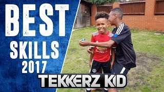 Can You Do These Skills?? Tekkerz Kid Skills of 2017