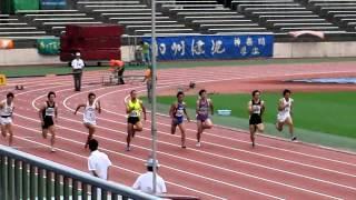 宮崎久 10.32( 2.1) 2009/7/4 神奈川県選手権 男子100m決勝