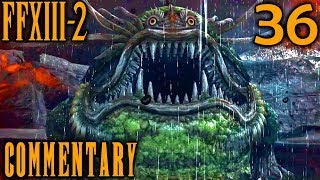 Final Fantasy XIII-2 Walkthrough Part 36 - Ochu Boss Battle (Archlyte Steppe ??? AF)