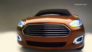 Ford Escort Concept 2014 Videos