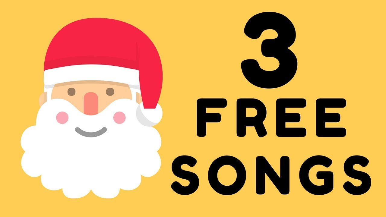 3 Christmas Songs (No Copyright Music) - YouTube