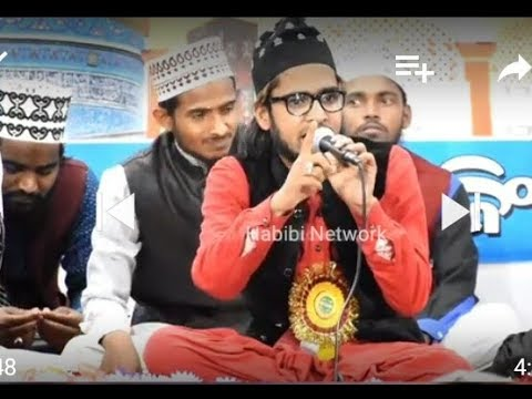 SHAHNAWAZ HASSAN (2018 NEW SUPERHIT MANQABAT E HUZOOR TAJUSHARIYAH)  Odisha Naat India