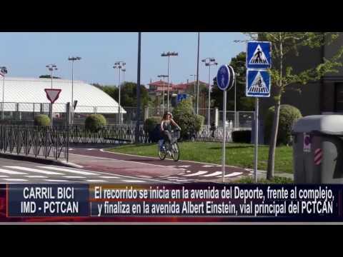 Nuevo carril bici IMD - PCTCAN