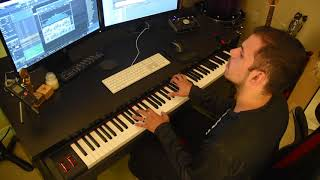 M-Audio Hammer 88 Midi Controller Review with Demos
