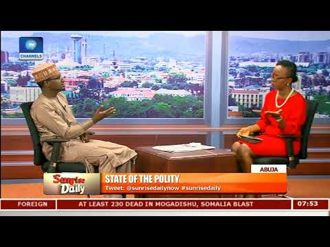 Claims Of Marginalisation By South East Region Not Sincere - APC Member Pt.1 |Sunrise Daily|