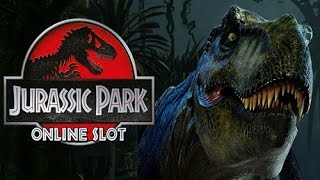 Jurassic Park Online Slot Game from Microgaming