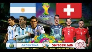 FIFA (14) WORLD CUP ARGENTINA - MESSICO