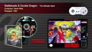 Battletoads Double Dragon Full OST SNES