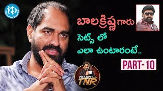 Director Krish Exclusive Interview Part #10 || Frankly With TNR | Talking Movies With iDream