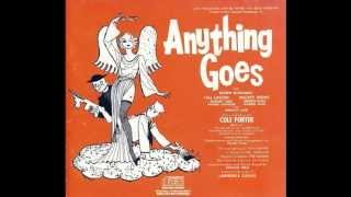 Let's Misbehave - Eileen Rodgers & Kenneth Mars - Anything Goes (1962 - Revival) - Cole Porter