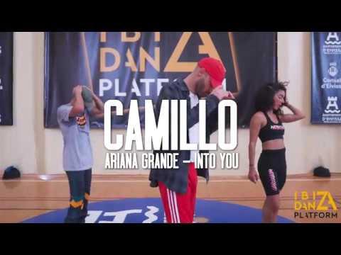 Camillo Lauricella Choreography // Into You - Ariana Grande // IBIZA DANZA PLATFORM