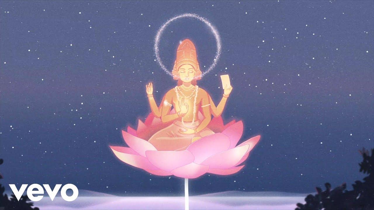 Download WILLOW, Jahnavi Harrison - Brahma's Song (Visualizer Video)