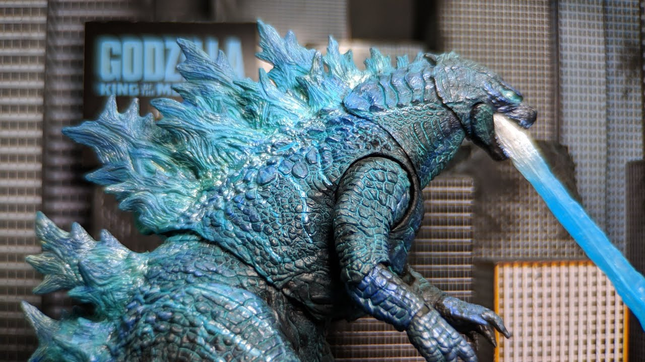 Godzilla 2019 Toys fro...