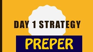 RBI Grade B - 45 Day strategy - Day 1