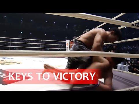 RIZIN: Keys To Victory   Saito vs Vugar