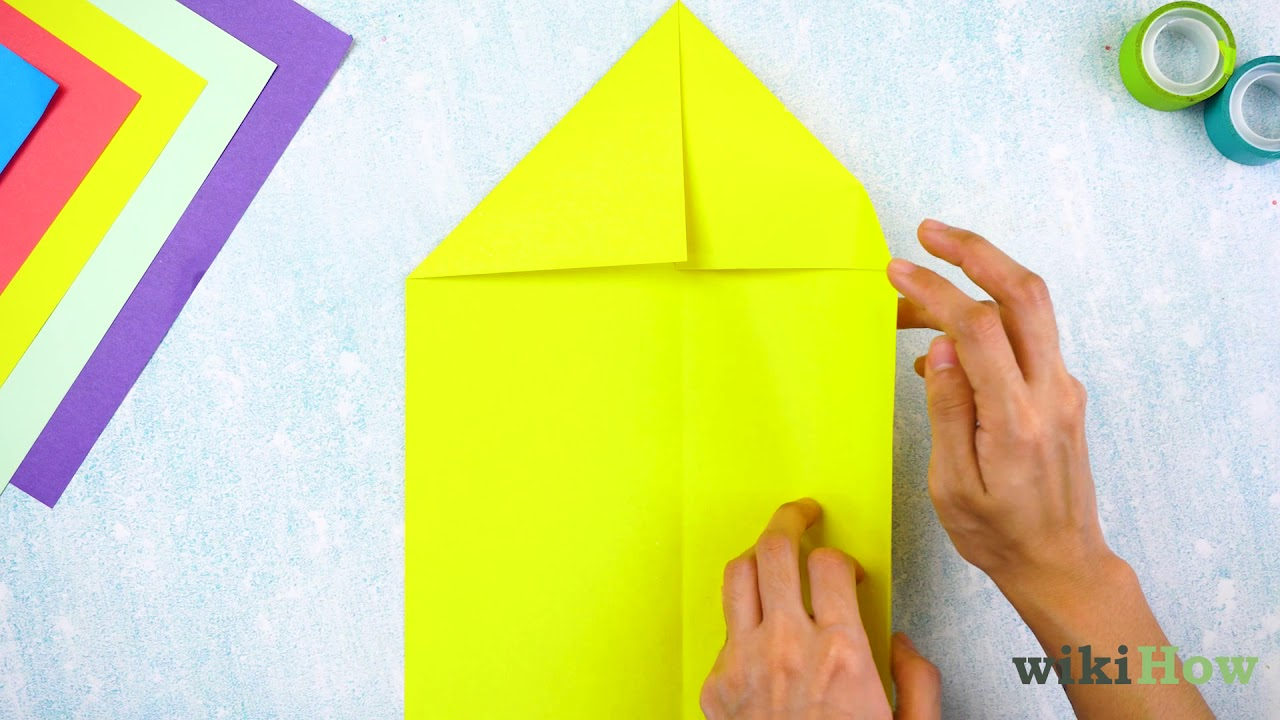 3 Ways To Make An Envelope Wikihow,Patio Decorating Deck Decorating Ideas On A Budget