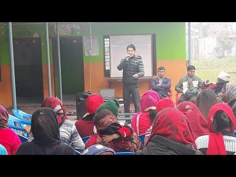"Milan Rai ""Jajal "" on parents education programme.."