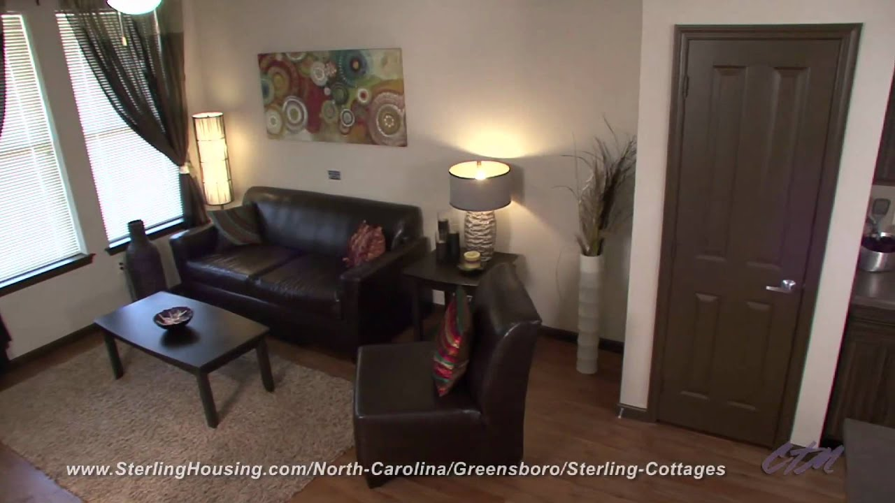 Sterling Cottages At West End | Greensboro NC Apartments | The Dinerstein  Companies   YouTube